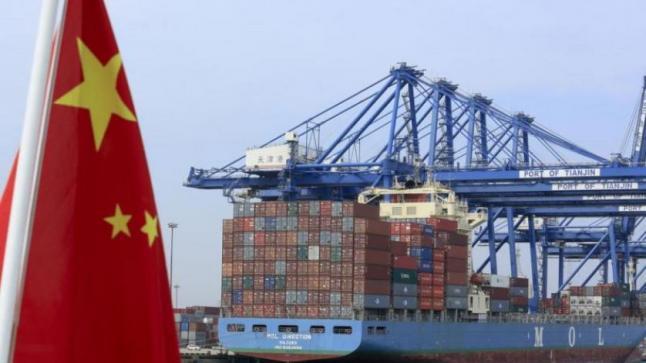 زيادة قياسية في الواردات الصينية