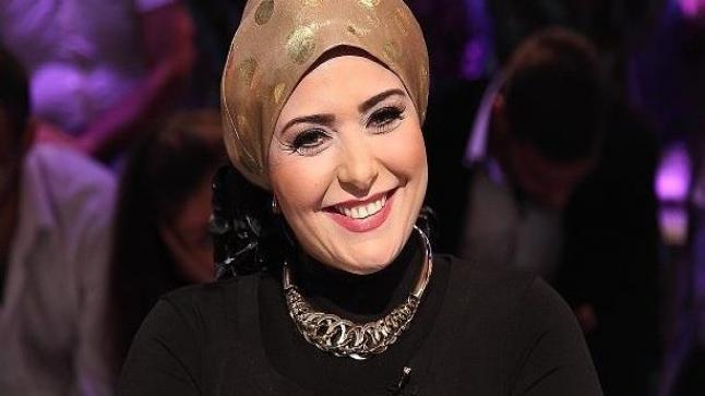 الفنانه صابرين توضح سبب أيقاف برنامجها على قناة رسالة الفضائية
