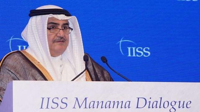 وزير خارجية البحرين يشيد بحكمة السلطان قابوس بعد زيارة رئيس وزراء دولة الاحتلال
