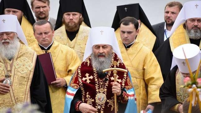 الكنيسة الأوكرانية التابعة لبطريركية موسكو تقطع علاقاتها مع القسطنطينية